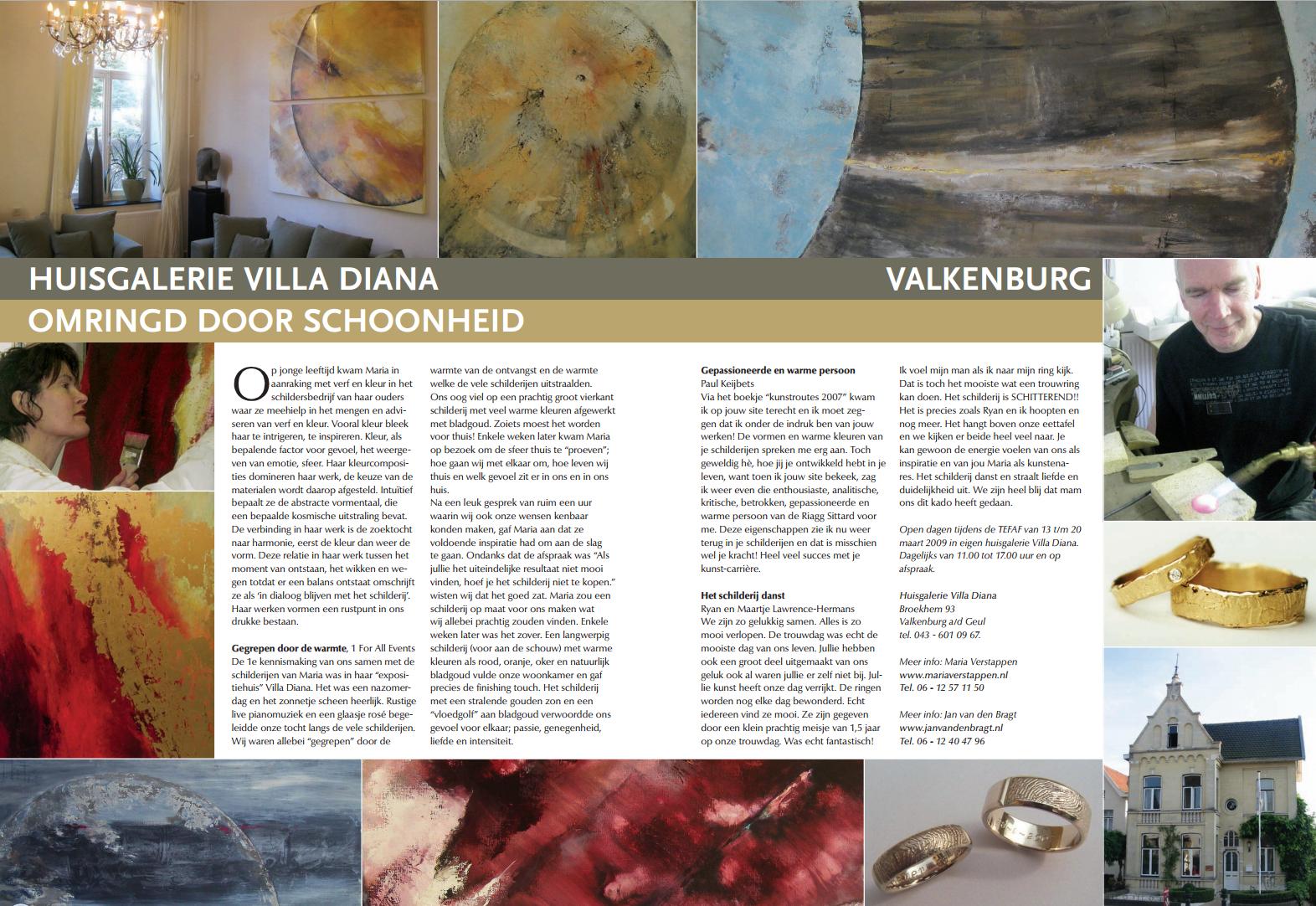 huisgalerij villa diana